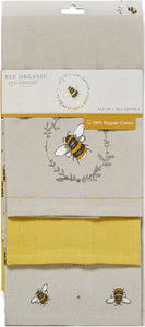 Bumble Bee T-Towels by Cooksmart