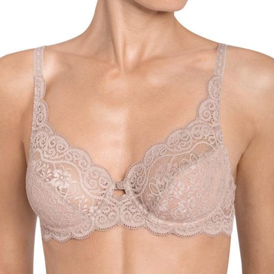 Triumph-Amourette 300 W-Ladies Underwired Bra-Skin