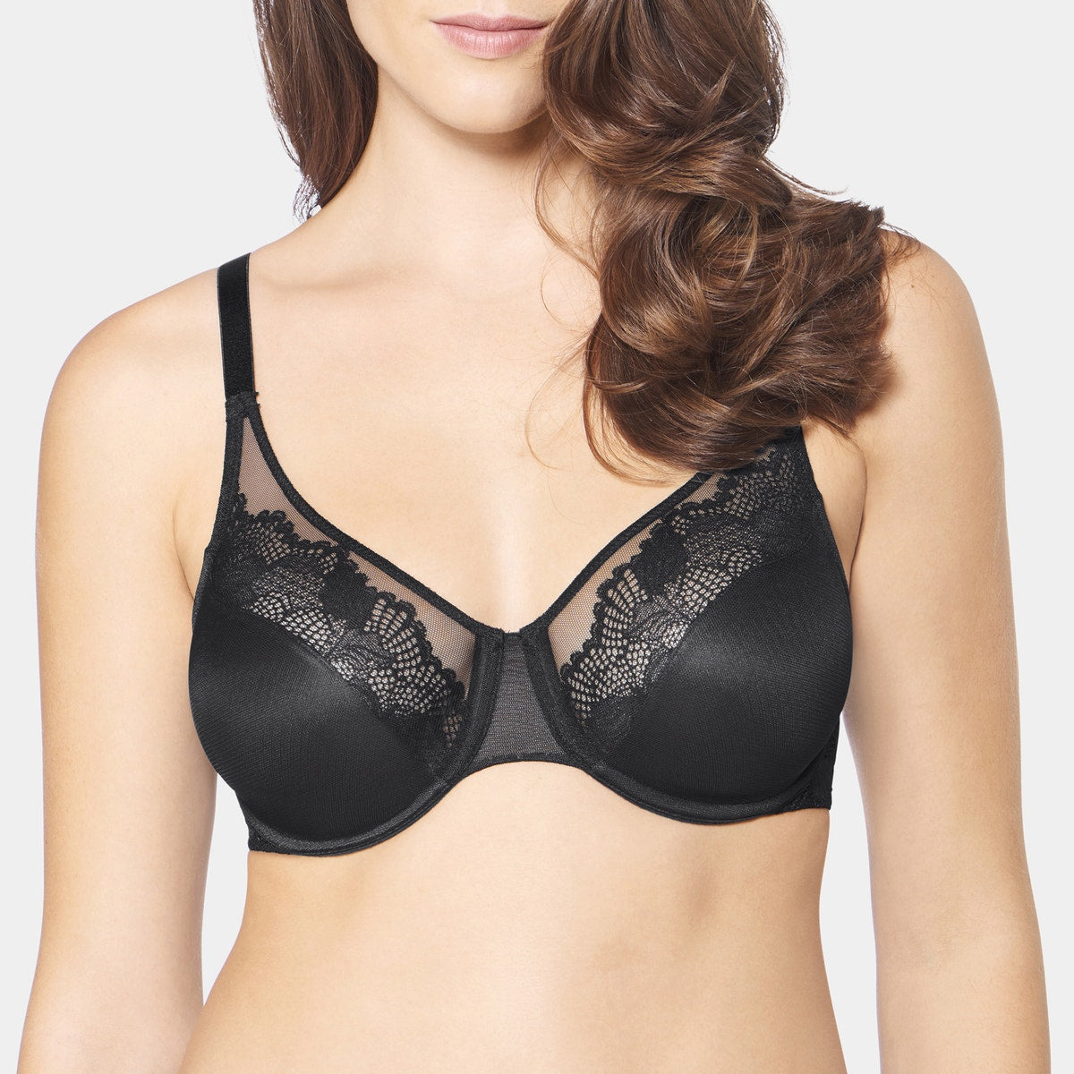Triumph-Lace Spotlight-Wired Bra