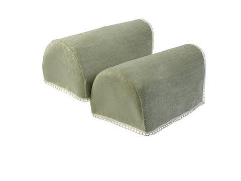Chenille-Antimacassars-Chair Backs-Arm Caps