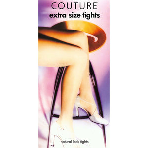 Couture-Ladies 15 Denier Tights-XL
