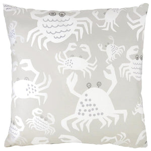 Cushion Cover-Crab-43cm x 43cm