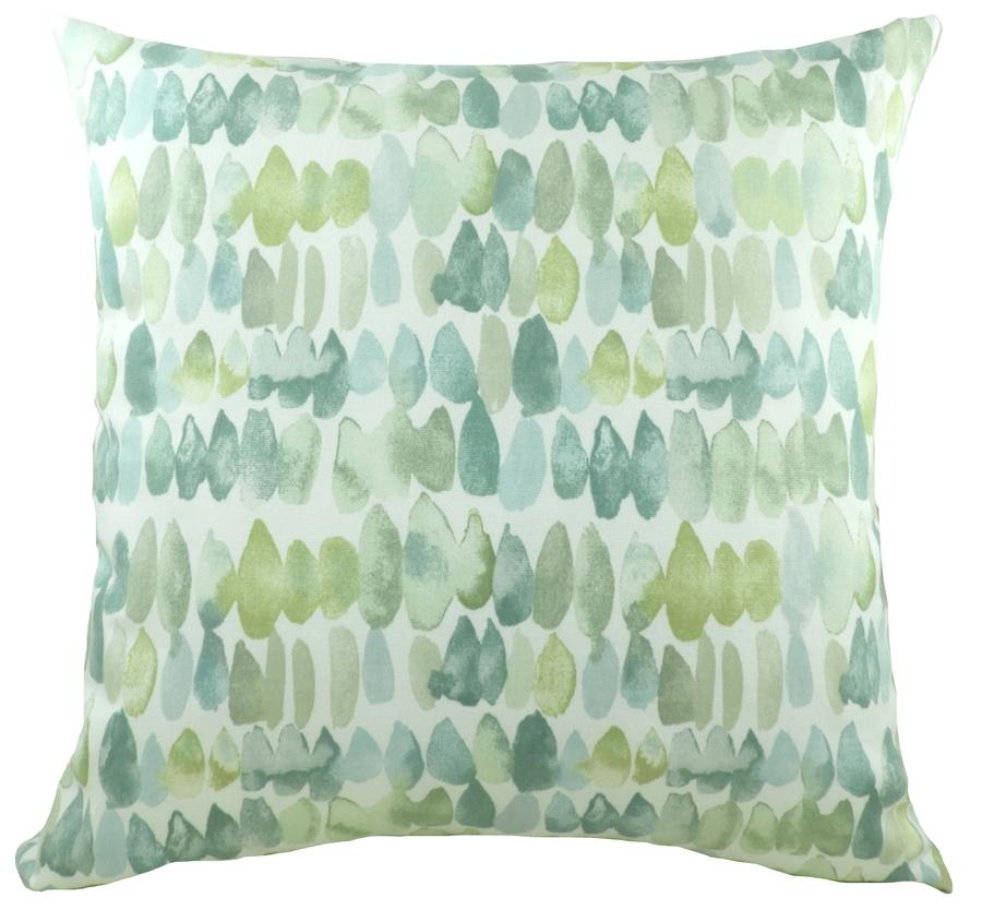 Cushion Cover-Eclectic Dash Lagoon-100% Cotton