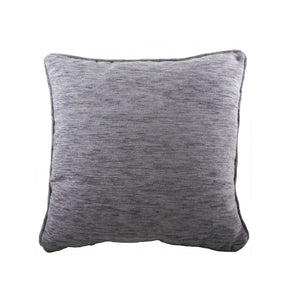 Cushion Covers-Chenille-Savannah Range-43cm x 43cm-Grey Colour