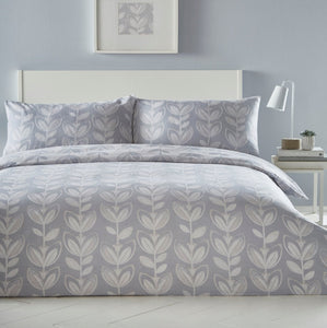 Duvet Cover-Escada-Grey
