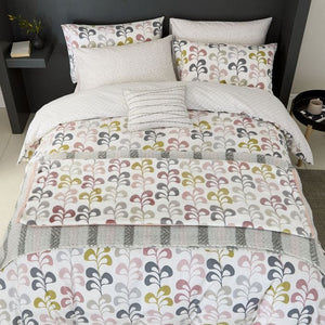 Helena Springfield-Liv Duvet Cover Set in Blush