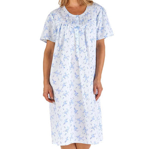 Slenderella-Nightdress-Short Sleeves-ND66200