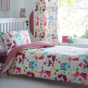 Kids Duvet Cover-Wildwood
