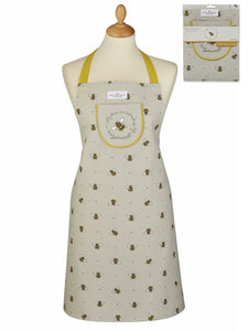 Bumble Bee Apron-Organic Cotton by Cooksmart