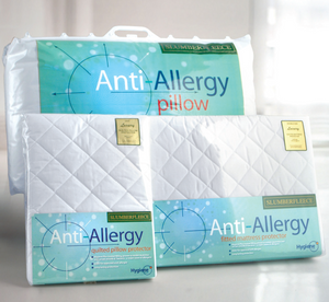 Slumberfleece-Anti-Allergy Pillow Protector-47cm x 74cm