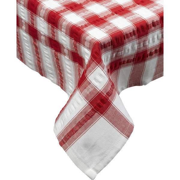 Seersucker-100% Cotton-Tablecloths and Napkins