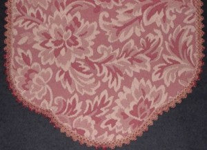 Tapestry-Antimacassar-Chair Backs-Arm Caps-5081