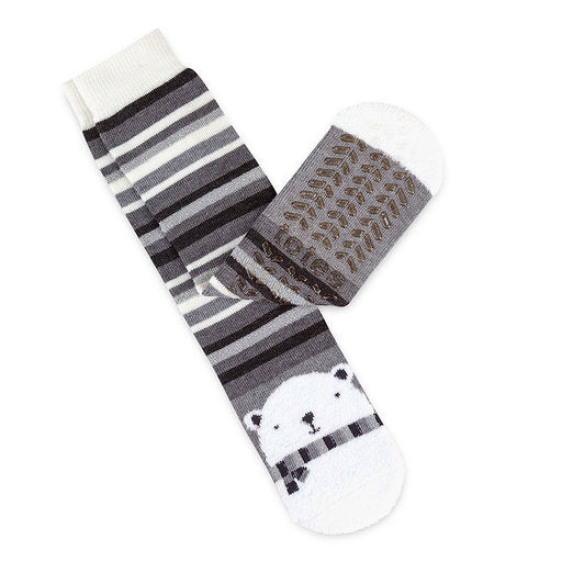 Totes-Ladies Original Slipper Sock-3220N