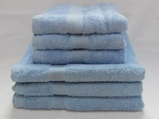 100% Egyptian Cotton Towels-Teal