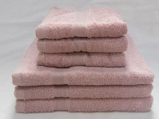 100% Egyptian Cotton Towels-Slate Grey