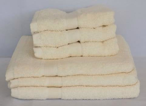 100% Egyptian Cotton Towels-Dusky Pink