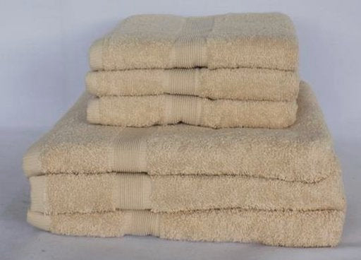 100% Egyptian Cotton Towels-Walnut