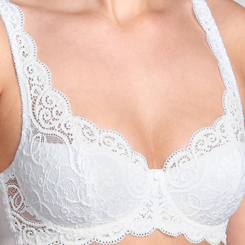 Triumph-Amourette 300 WHP-Ladies Wired Padded Bra-White