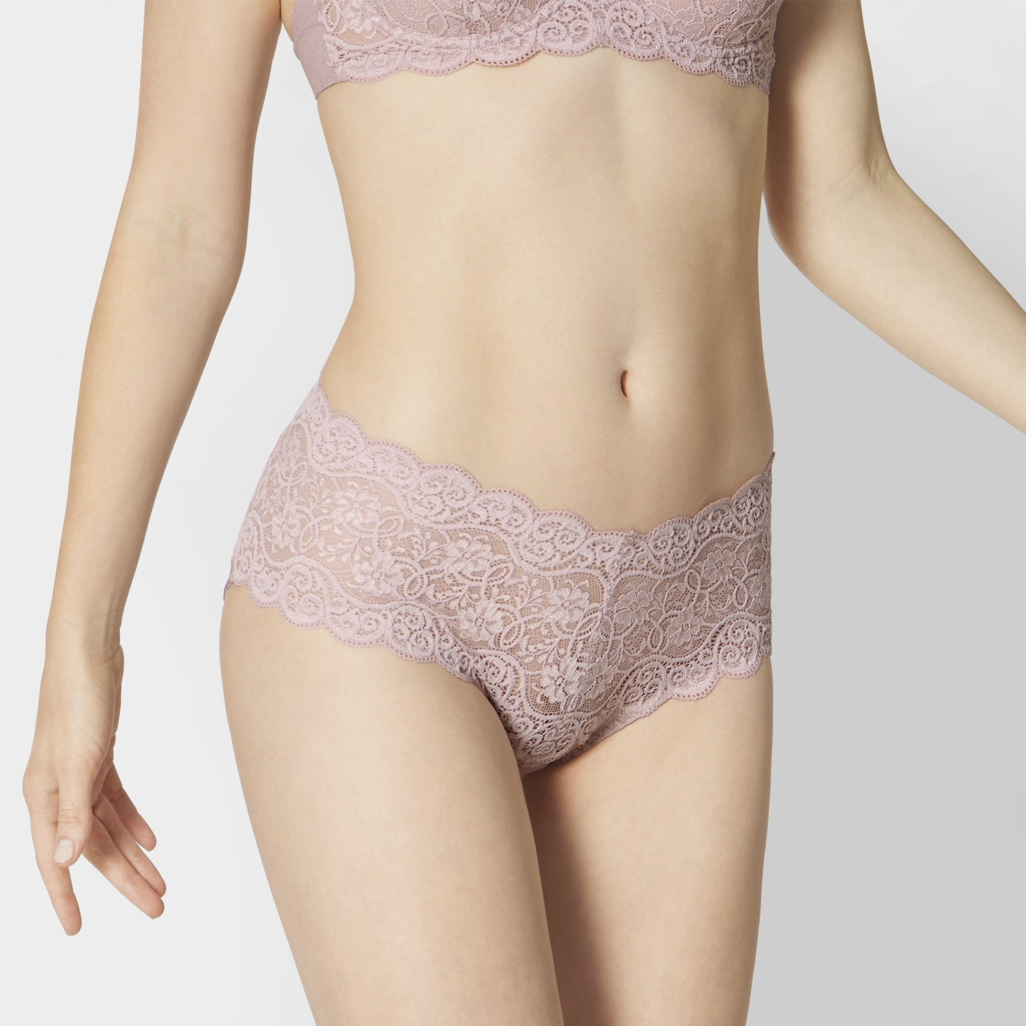 Triumph-Amourette 300 Maxi-Ladies Brief-Skintone