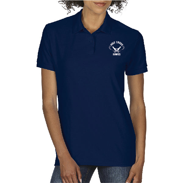 Women's Gildan Polo Shirt