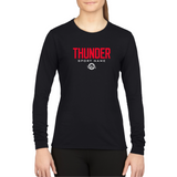 Women's Gildan Dryfit Long Sleeve