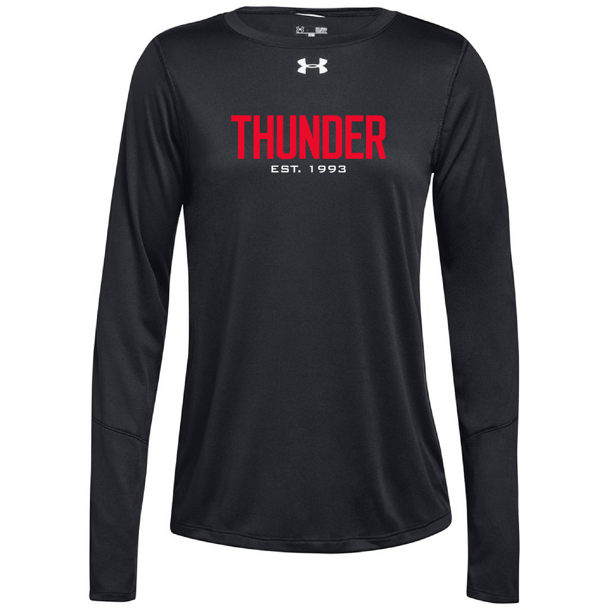 Women's UA Dryfit Long Sleeve