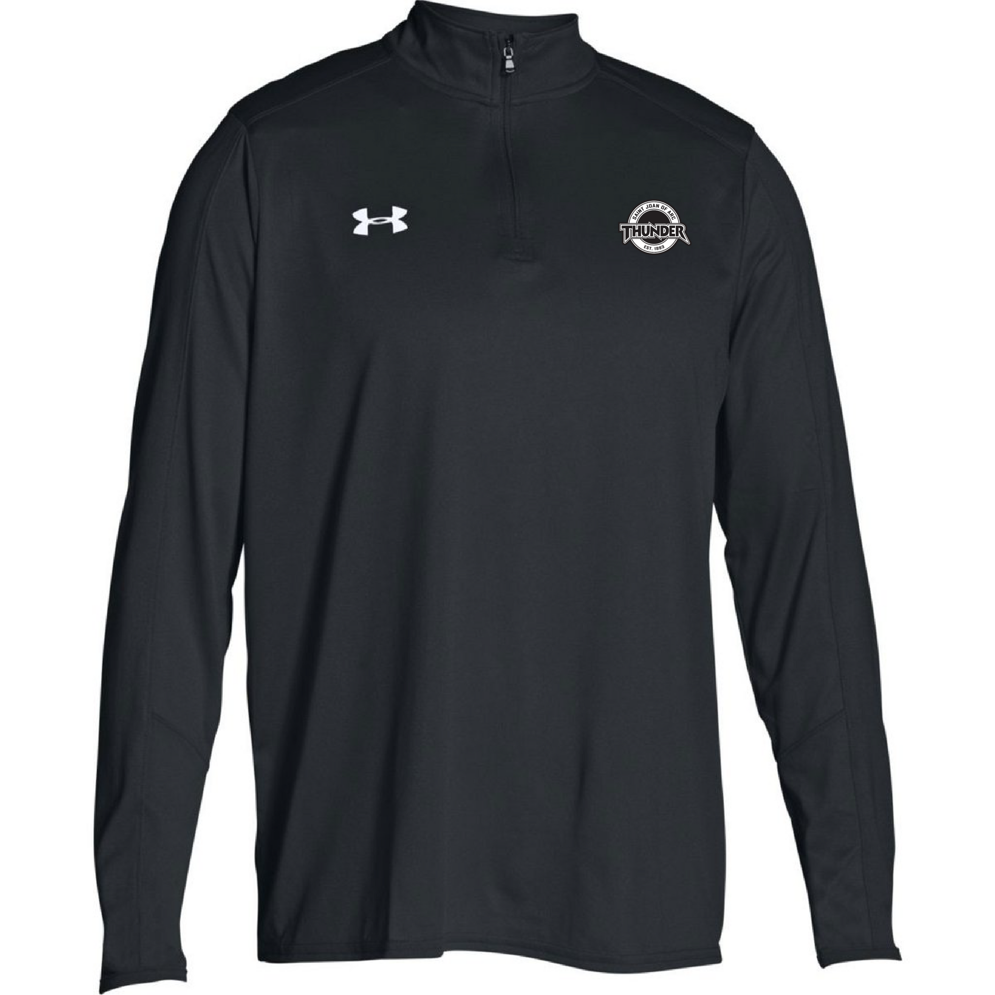 Men's UA Qtr Zip Dryfit Sweater