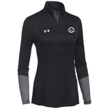 Women's UA Half Zip Dryfit Sweater