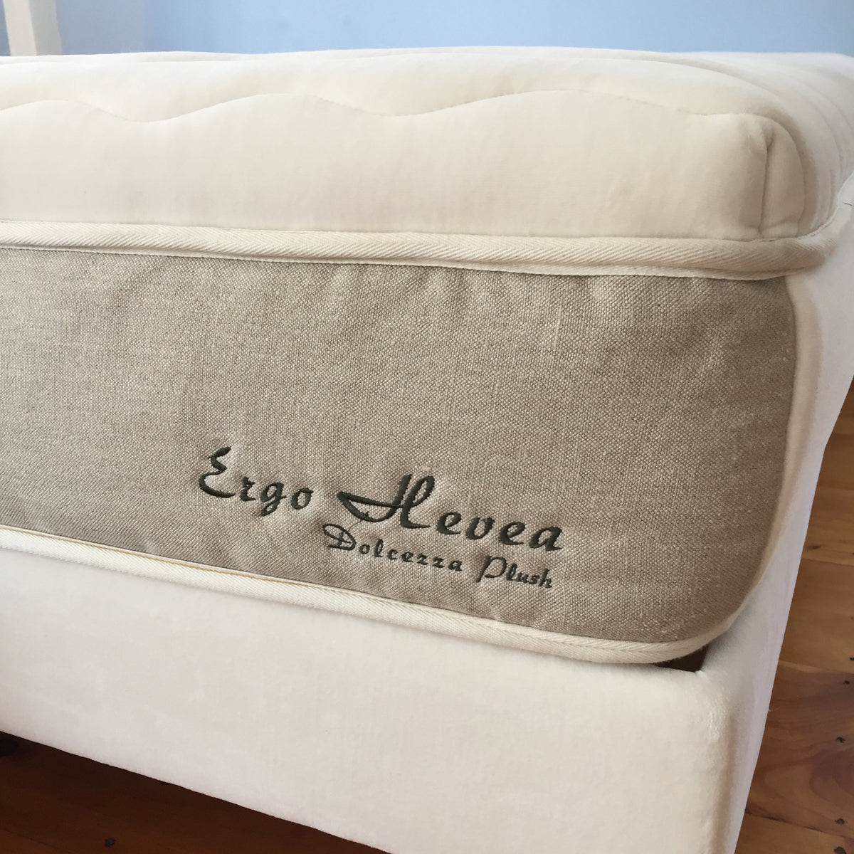 latex inches mattress products certified natural supportive cotton topper myorganicsleep sleep my organic and