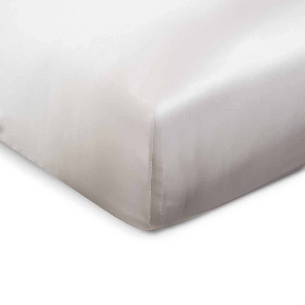Mari Ann Charmeuse Silk Fitted Sheet