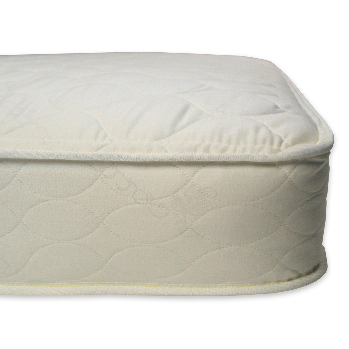 Naturpedic Organic Cotton Quilted Deluxe Crib Mattress