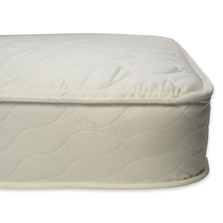 Naturepedic Quilted Deluxe Crib Mattress