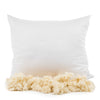 Organic Woolly Bolas Pillow