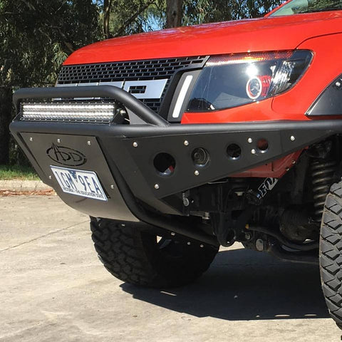 Ford Ranger Px Mk1 Mk2 A D D Stealth Bull Bar Winch