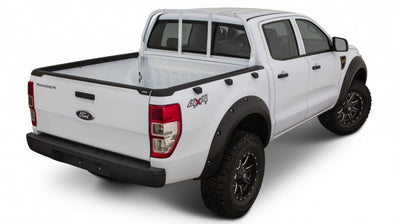 Bushwacker Side Rail Caps Suitable for Ford Raptor Ranger