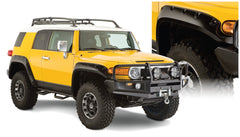 Bushwacker Flares suitable for Toyota FJ Cruiser Pocket Style