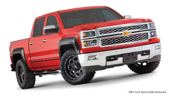 Bushwacker Flares Suitable For Silverado Smooth 2500 3500 HD 2015 - 2020 ASV