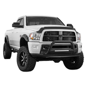 "Bushwacker 3.5"" Wide Max Coverage Flares OE Matte Black Suitable for Dodge Ram 2500 3500"