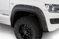 Bushwacker Fender Flares Suitable Volkswagen Amarok V6 ADBLUE