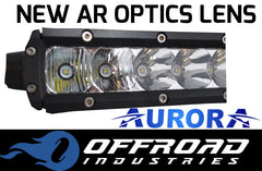 "Aurora 40"" 5w Single Row LED Light Bar"