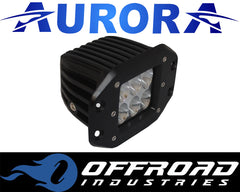 "Aurora D2 Flush 2"" Inch Driving Beam LED Light Bar"