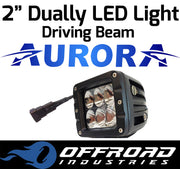 "Aurora 2"" Dually Driving Beam LED Light Bar"