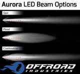 "Aurora 10"" 5w Single Row LED Light Bar"