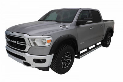 Bushwacker Black Pocket/Rivet Style  Flare Suitable RAM DT 1500 2019-2021