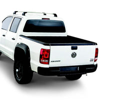 Bushwacker Smoothback Ultimate Tub Caps Suitable for Volkswagen Amarok