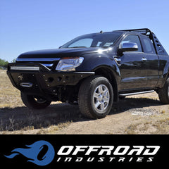 A.D.D. Stealth Bull Bar Winch Compatible Suitable for Ford Ranger PX Mk1 Mk2