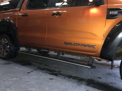 ORI Auto Folding Side Step Suitable for Ford Ranger PX 1 2 3 Raptor Wildtrak FX4 XLT XLS