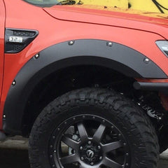 Bushwacker Fender Flares suitable for Ford Ranger PX
