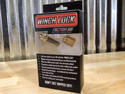 Factor 55 Winch Lock Bolt & Key Assembly 3/8-16