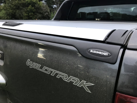 Bushwacker Ford Ranger PX T6 Smoothback Ultimate Tailgate Cap Only 2011 - 2018